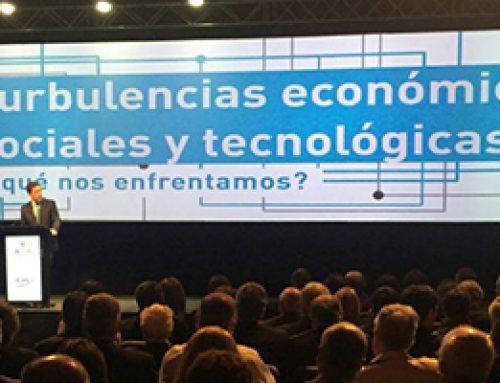 Turbulencias económicas, sociales y tecnológicas: ¿a qué nos enfrentamos?