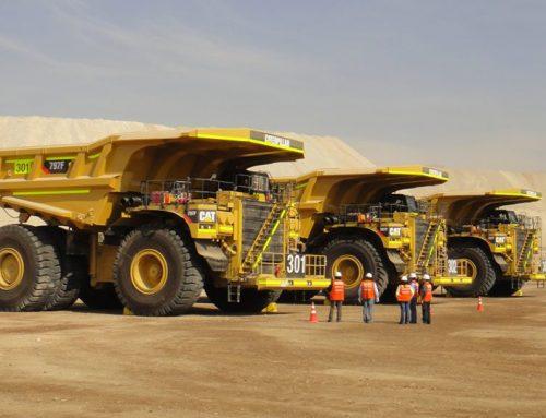Reciclaje de Neumáticos Mineros: Una preocupación sectorial
