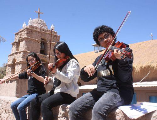 Orquesta Juvenil del Altiplano
