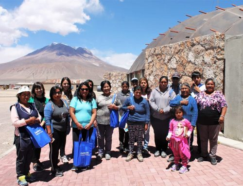 "Programa de capacitación a líderes y lideresas de comunidades indígenas ""Sembrando Saberes"""