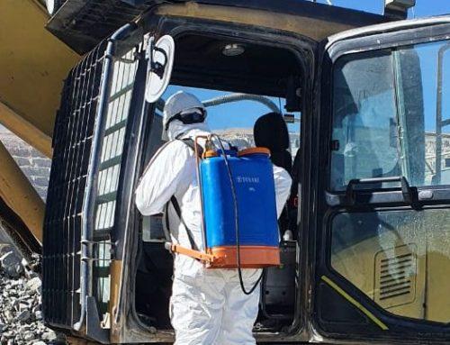 Resguardo trabajadores propios y contratistas en contexto de pandemia