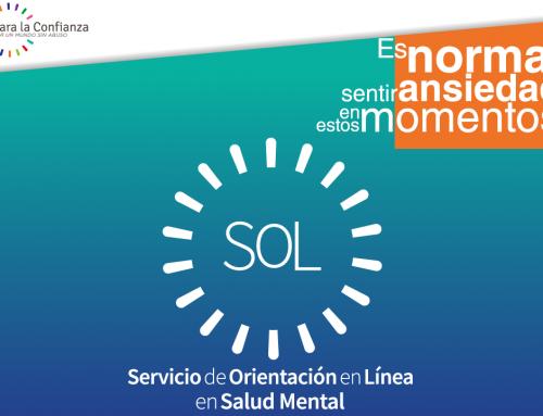 Programa SOL (Servicio de Orientación en Línea en Salud Mental)