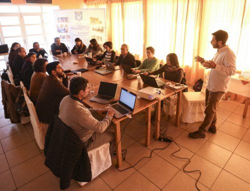Red de Educación Técnica provincia del Choapa