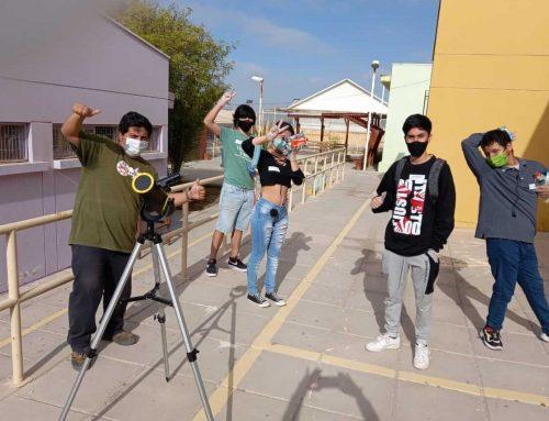 Programa ConCiencia Lab Caldera (Proyecto FIC)