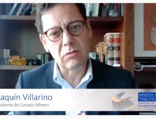 """CM expone en ciclo de conferencias """"Minería y tributación: Cimentando una discusión informada"""""""