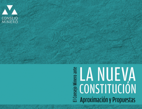 Consejo Minero presenta sus propuestas para la nueva Constitución