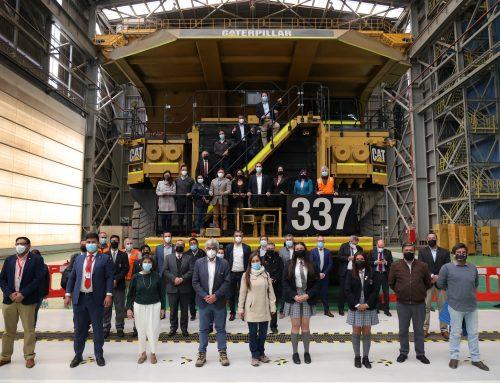 CM participa en lanzamiento de la Política Nacional Minera 2050